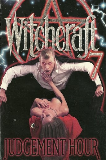 Poster of Witchcraft VII: Judgement Hour