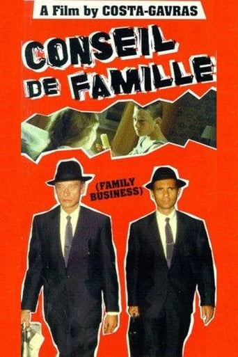Poster of Conseil de famille