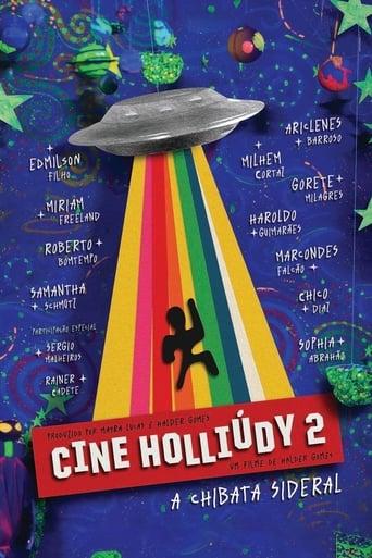 Cine Holliúdy 2: A Chibata Sideral - Poster
