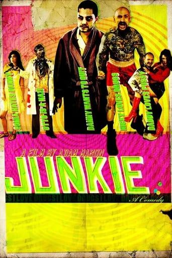 Junkie (2012) - poster
