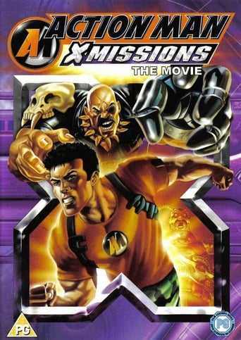 Action Man: X-Missions The Movie