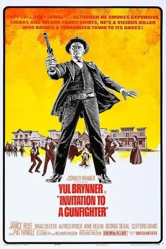 Invitation to a Gunfighter (1964) - poster