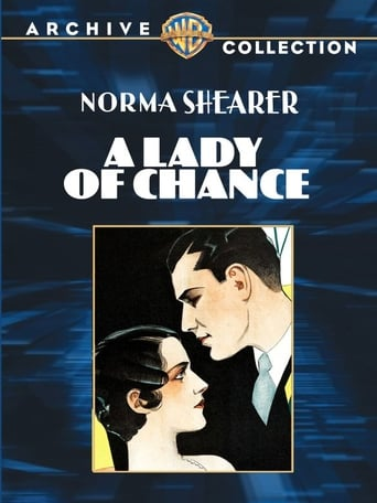 Poster of A Lady of Chance