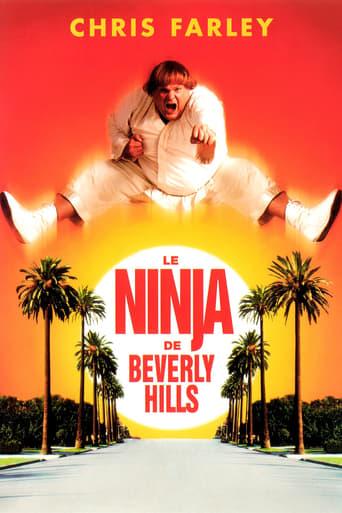 Poster of Le Ninja de Beverly Hills