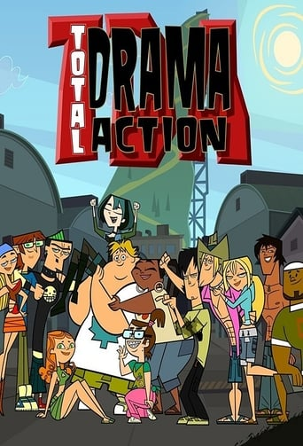 Total Drama Drama Drama Drama Island - Poster