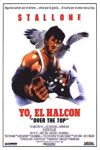 Poster of Yo, el halcón