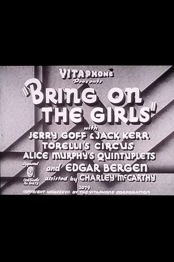 Poster of Bring on the Girls