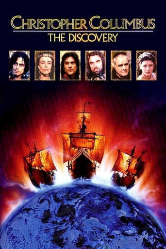 voir film Christophe Colomb : la découverte  (Christopher Columbus : the Discovery) streaming vf