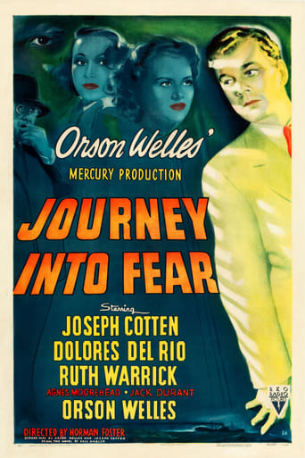 Poster of Journey into Fear
