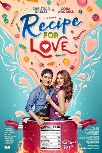 Poster of Recipe For Love