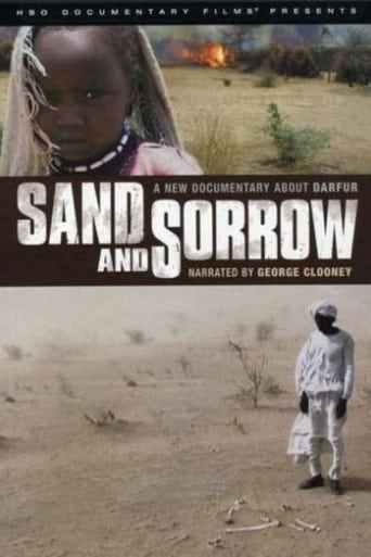 Poster of Sand and Sorrow