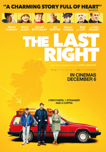The Last Right Poster