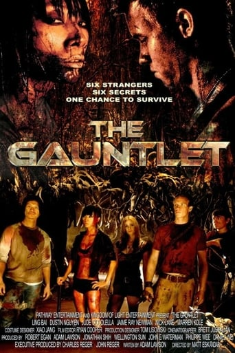 Poster of The Gauntlet