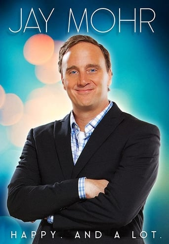 Poster of Jay Mohr: Happy. And A Lot.