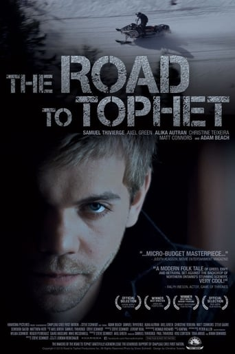 Poster of The Road To Tophet