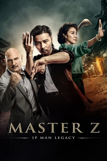 poster of Master Z: Ip Man Legacy