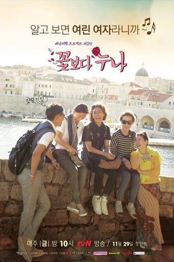 Poster of Noonas Over Flowers