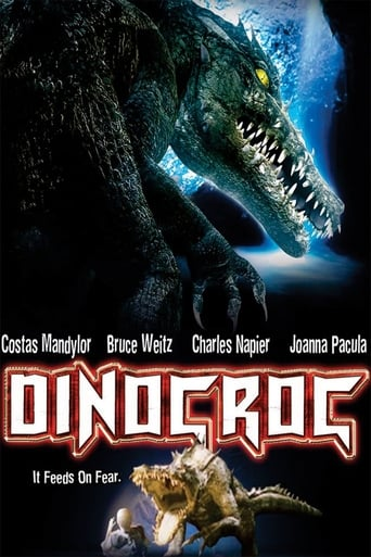 Poster of Dinocroc