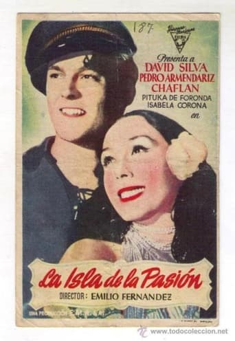 Poster of Passion Island