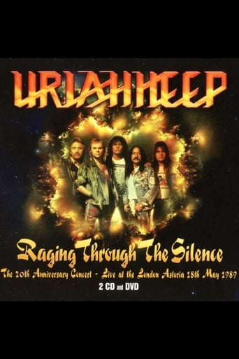 Poster of Uriah Heep: Raging Through The Silence