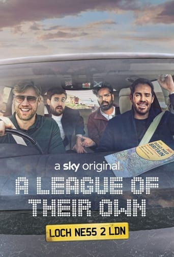 A League of Their Own Road Trip: Loch Ness to London - Reality / 2021 / 1 Staffel