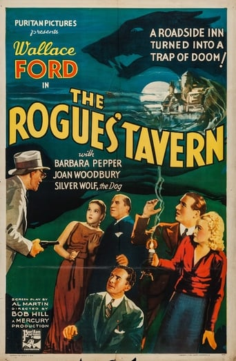 Poster of The Rogues Tavern