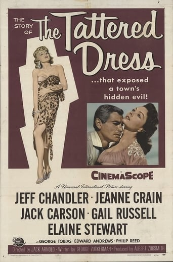 Poster of The Tattered Dress
