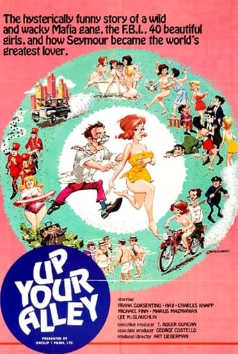 Poster of Up Your Alley