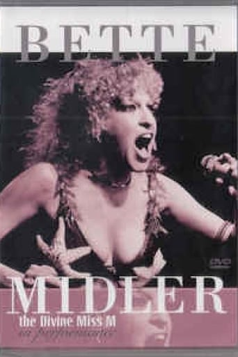 Poster of The Divine Miss M in Performance