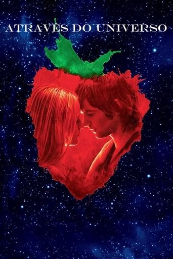Através do Universo - Poster
