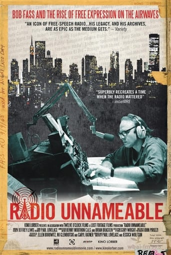 Poster of Radio Unnameable