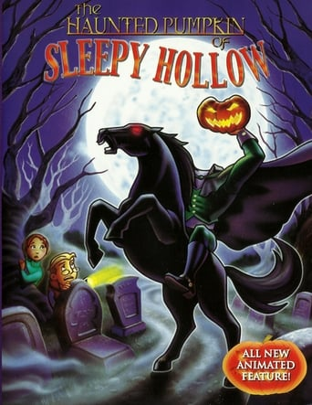 Poster of The Haunted Pumpkin of Sleepy Hollow