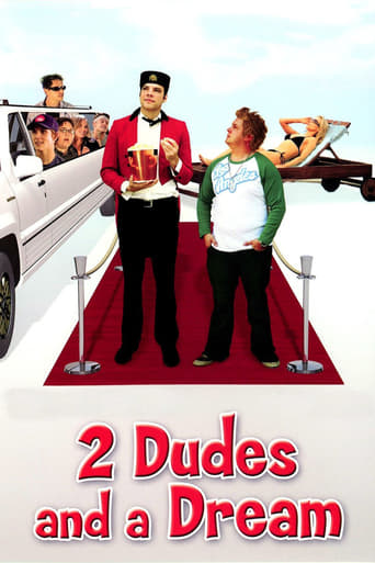 Poster of 2 Dudes and a Dream