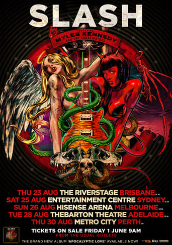 Slash ft. Myles Kennedy and The Conspirators - Live at Sydney