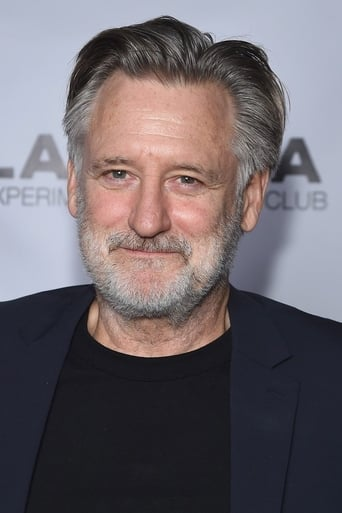 Bill Pullman alias Harry Ambrose