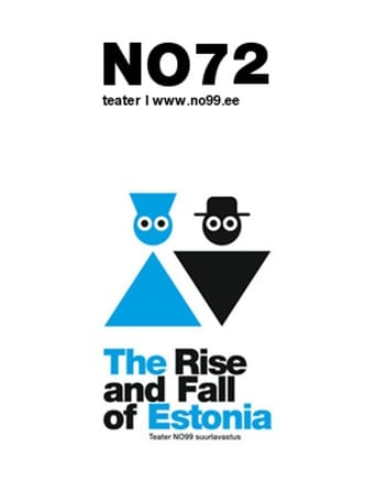 Poster of The Rise And Fall Of Estonia