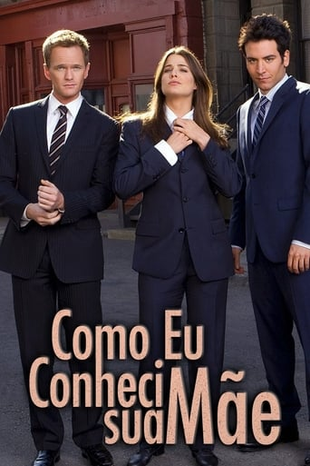 How i Met Your Mother 1ª – 8ª Temporada (2005-2014) Legendado – Torrent