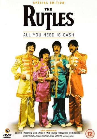 Poster of The Rutles: All You Need Is Cash