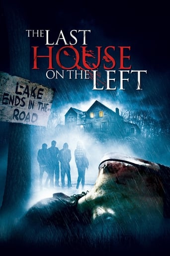 Poster of The Last House on the Left