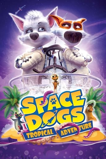 Poster Space Dogs: Return to Earth
