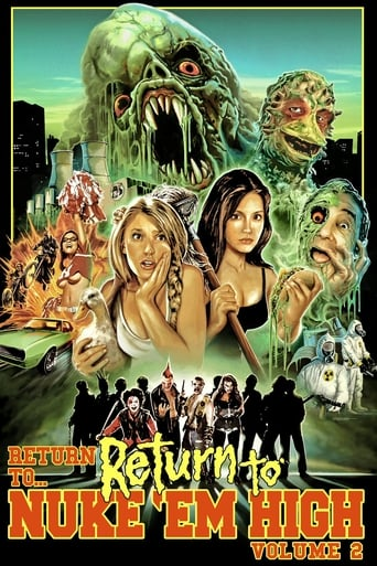 Return to... Return to Nuke 'Em High AKA Vol. 2