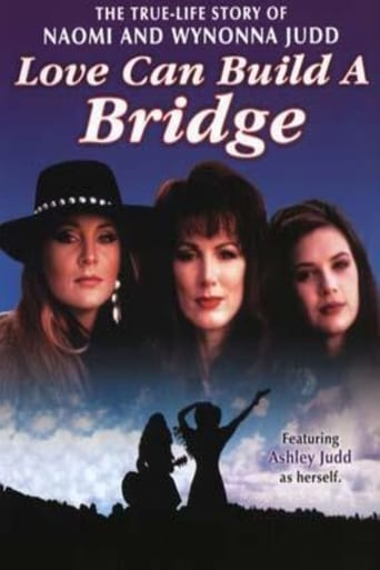 Naomi & Wynonna: Love Can Build a Bridge Bruce Greenwood  - Larry Strickland