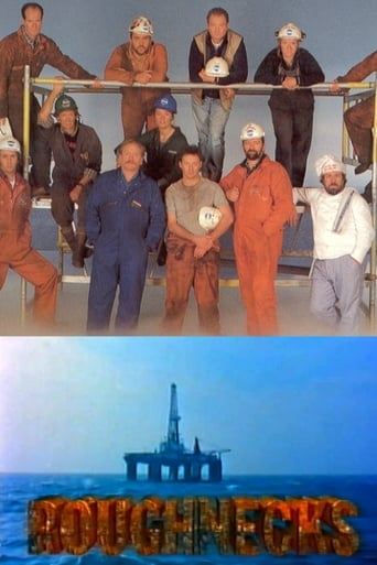 Poster of Roughnecks
