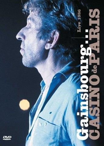 Gainsbourg... Casino de Paris