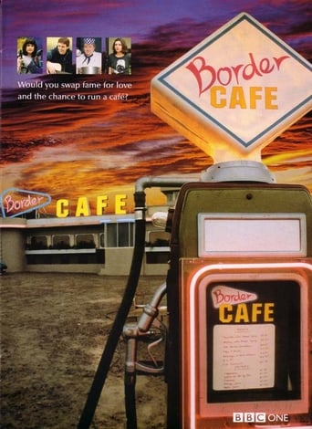 Poster of Border Cafe