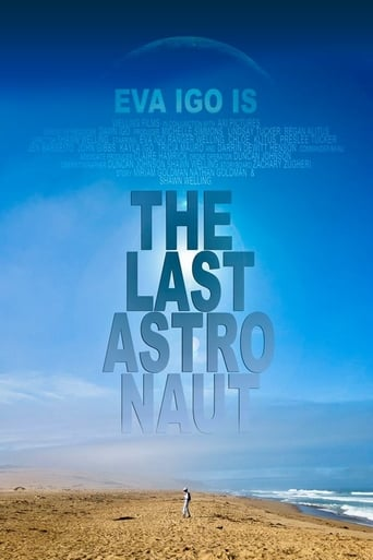 Poster of The Last Astronaut