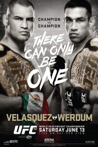 Poster of UFC 188: Velasquez vs. Werdum