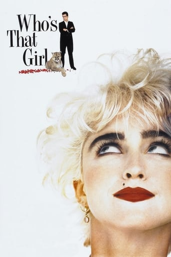 Poster of Who's That Girl