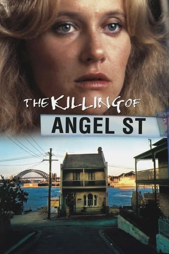 Poster of The Killing of Angel Street