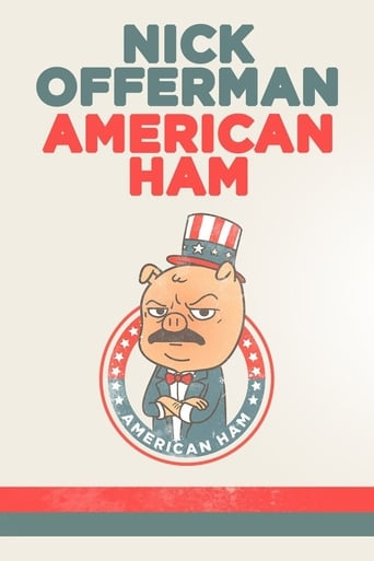 Poster of Nick Offerman: American Ham